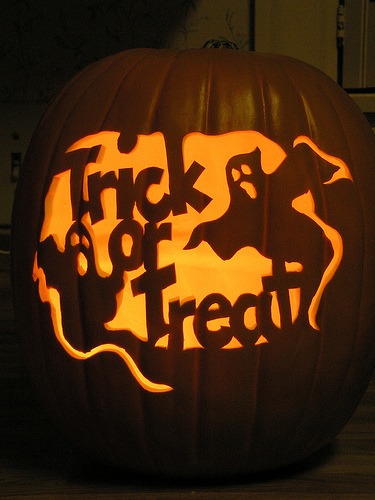 Trick or Treat? Halloween Peer Pressure!